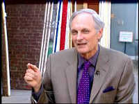 Alan Alda, Purple Tie, Masonry, Freemasonry, Freemasonry, Masonic Lodge