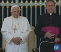 Pope Benedict, Georg Ganswein, Freemasonry, Freemasonry, Masonic Lodge