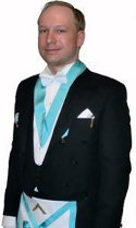 Anders Brevik, Norway Blue Lodge, Freemasonry, Freemasons, Freemason, Masonic