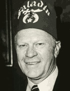Gerald Ford, Shriners, masonic, freemasons, freemason, freemasonry