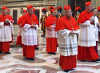Cardinals, Catholic Church, Christian Priesthood, masonic, freemasons, Freemasonry