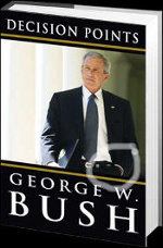 Decision Points by George W. Bush, Freemasonry, Freemasons, Freemason, Masonic, Secret Society