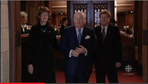 Mike Duffy, Marjory Lebreton, Rick Anderson, Canada Senate, Conservative Party, Masonic, Freemasons, Freemasonry