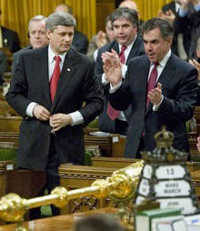 Stephen Harper, House of Commons, Canada, Prime Minister, Conservative Party, Masonic, Freemasons, Freemasonry