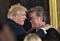 Donald Trump, Steve Bannon, Freemasons, Freemasonry, Masonic Lodge